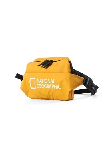 National Geographic Omuz Çantası Sarı